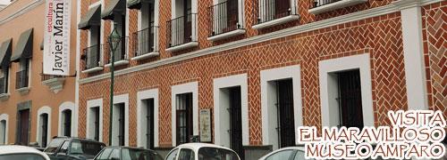 Museo Amparo Puebla Direccion Museo Amparo Puebla Puebla
