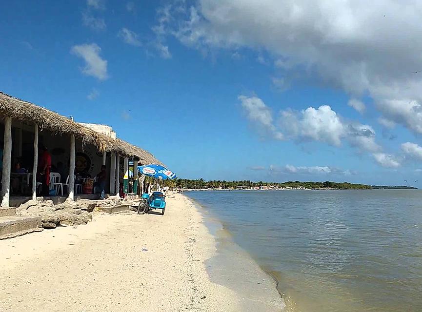 M xico lindo y querido playa manigua campeche for En zacatecas hay playa