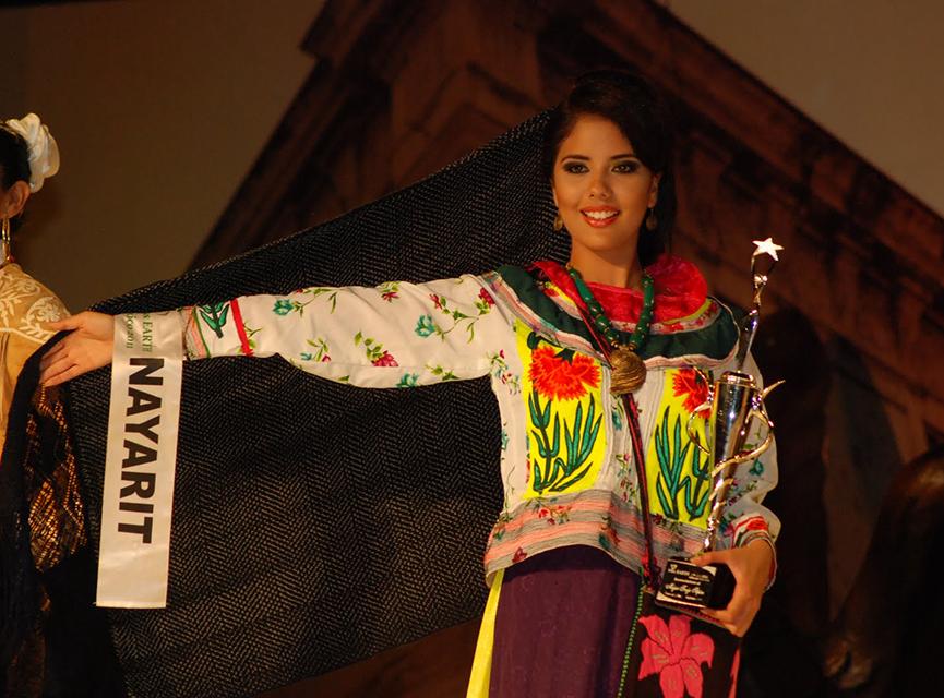 México Lindo Y Querido Traje Típico De Nayarit