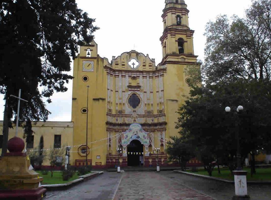 México Lindo y Querido - Zacualpan, Estado de México