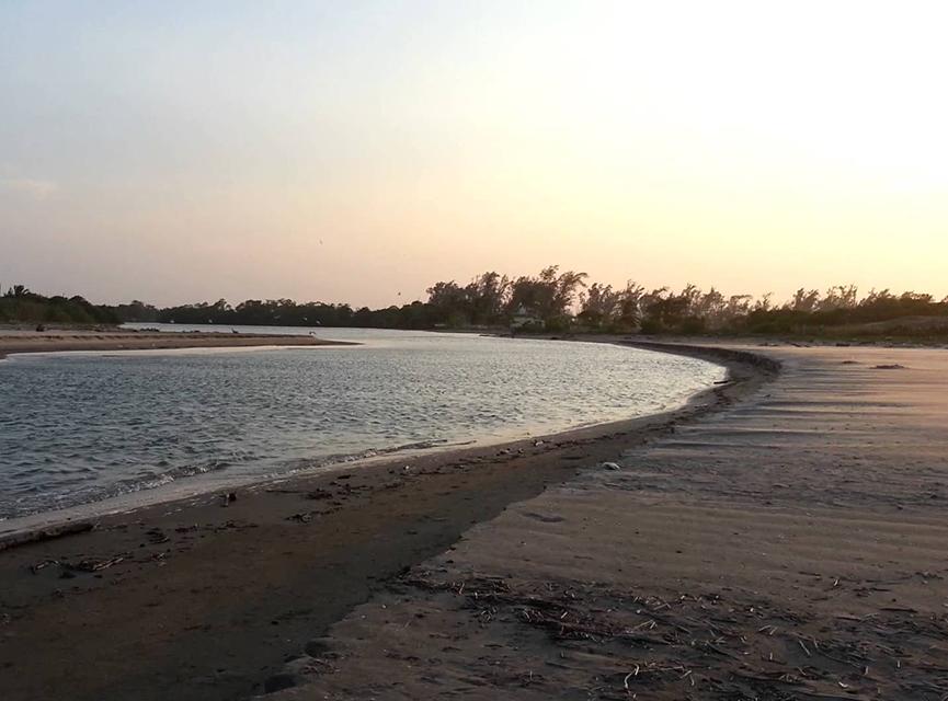Boca de lima, de las playas más desconocidas de Veracruz